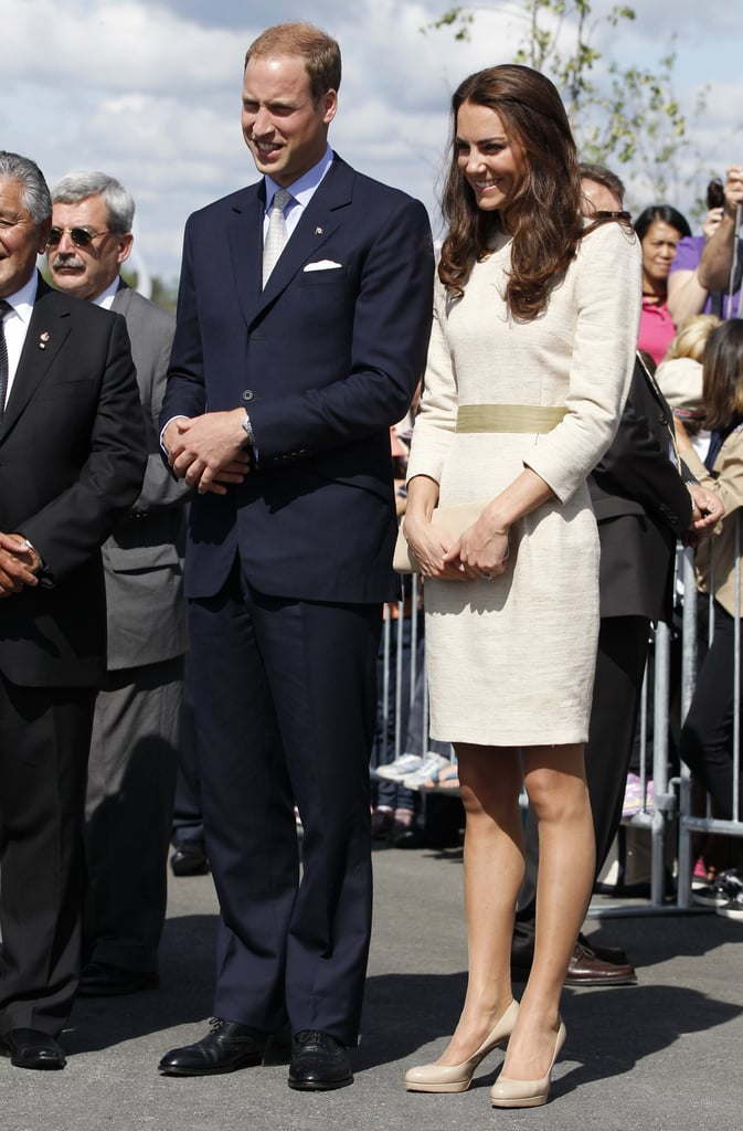Prince William and Kate Middleton looked glamorous on their latest Canadian stop.
