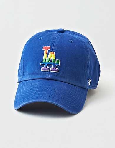 American Eagle '47 Brand LA Dodgers Pride Clean Up Hat