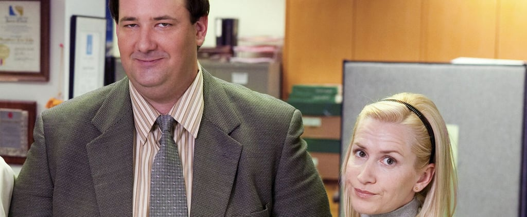 Angela Kinsey Brian Baumgartner Interview About The Office