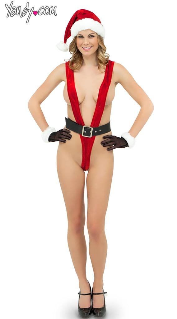 G String Santa