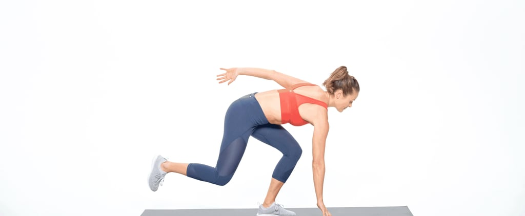 Blast Fat, Torch Calories, and Work Your Booty With This 1 Move