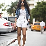 When in Miami, this is how you do Winter white. Source: Le 21ème | Adam Katz Sinding