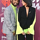 Pictured: Miguel and Nazanin Mandi