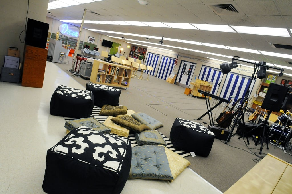 Bean Bags and Floor Pillows Never Go Out of Style