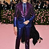Henry Golding at the 2019 Met Gala