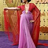 Taraji P. Henson at the 2019 Emmys