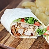 Rotisserie Chicken Club Wrap