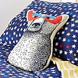 Hanna Andersson Superhero Bear Pillow