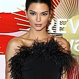 Kendall Jenner at the 2018 Revolve Awards
