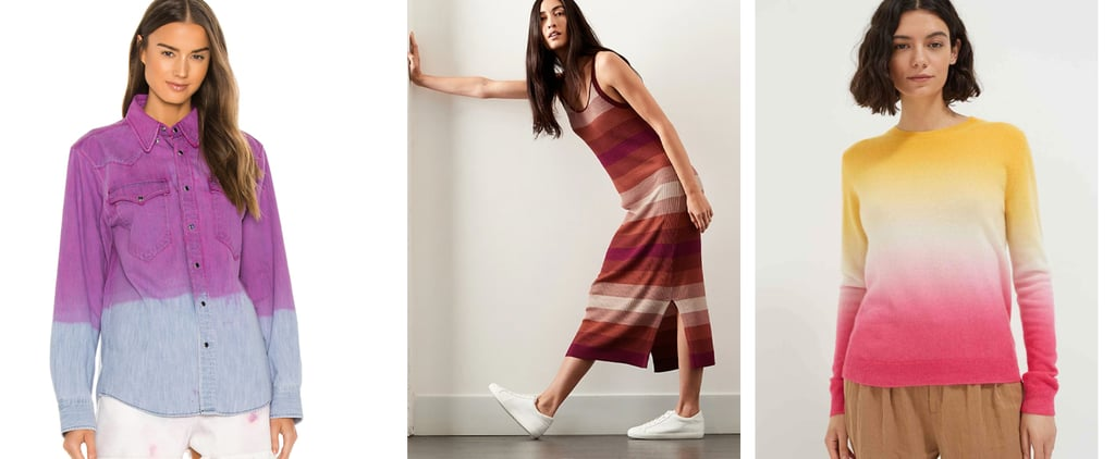 Ombré Is the Elevated Way to Bring Tie-Dye to the Office