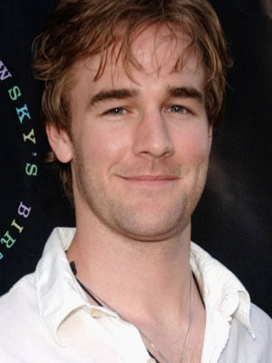 James Van Der Beek