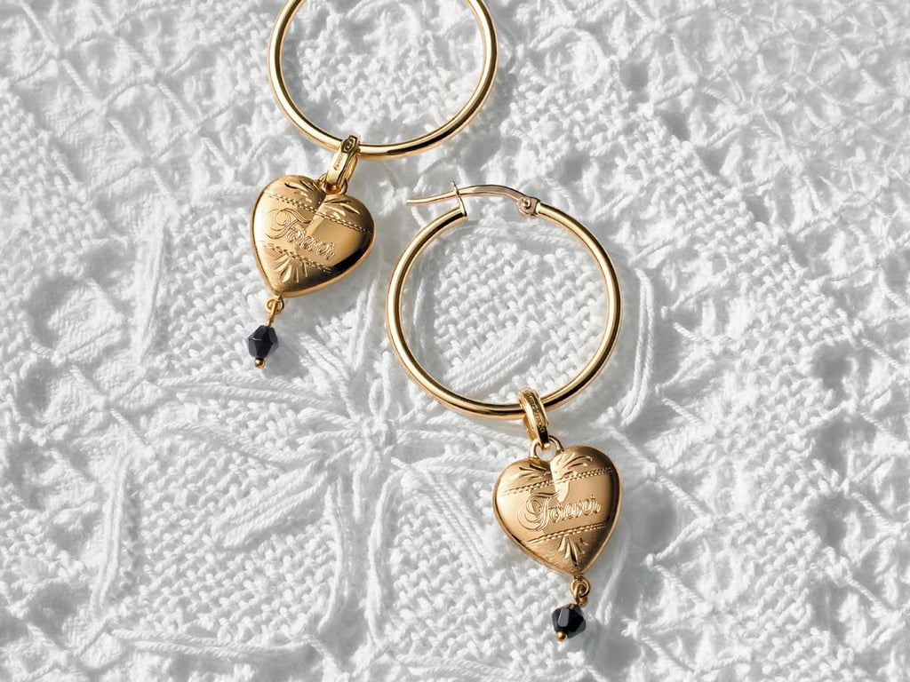 Selena Wears These Dolce & Gabbana Earrings Throughout the Video