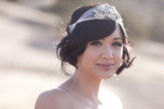 bridal bandeau