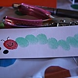 A Very Hungry Caterpillar Bookmarks