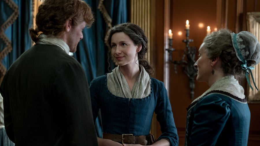 Brace Yourselves, Outlander Fans: Season 5 Is Coming Early Next Year