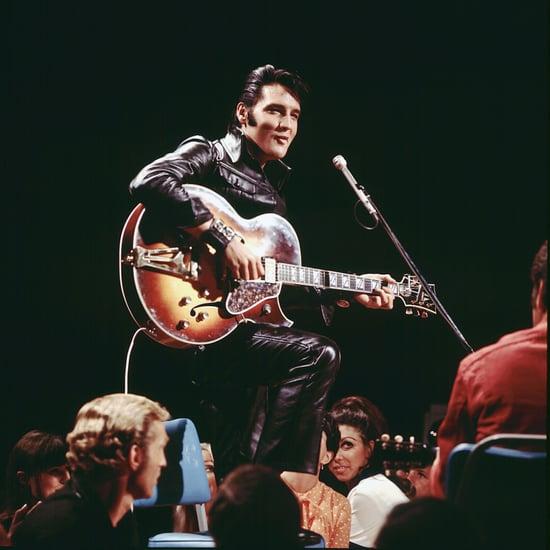 Elvis Presley's 50th Anniversary Comeback Special