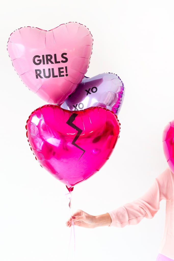 valentine's day balloon diy | popsugar home, Ideas