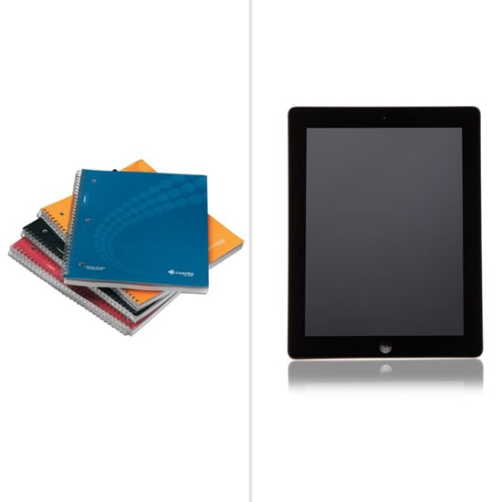 From Notebooks to Tablets