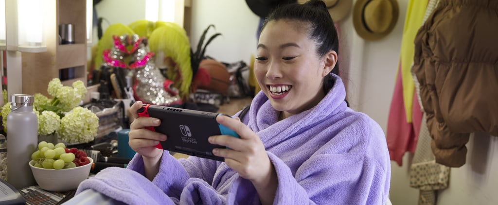 Awkwafina Talks About Her Love of Video Games