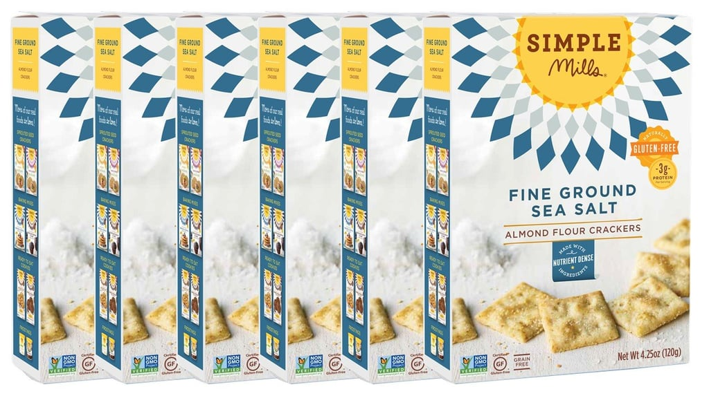 Simple Mills Almond Flour Fine Ground Sea Salt Crackers