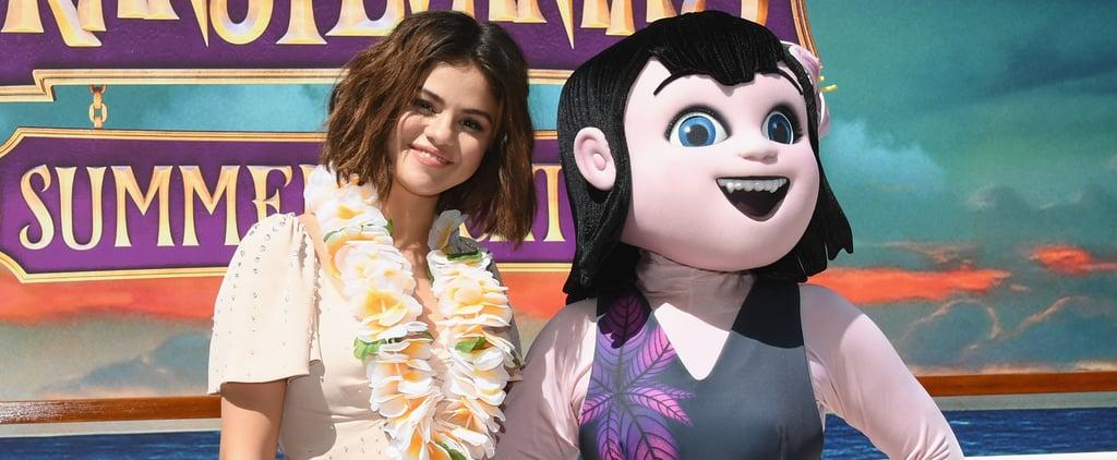 Is Selena Gomez in Hotel Transylvania