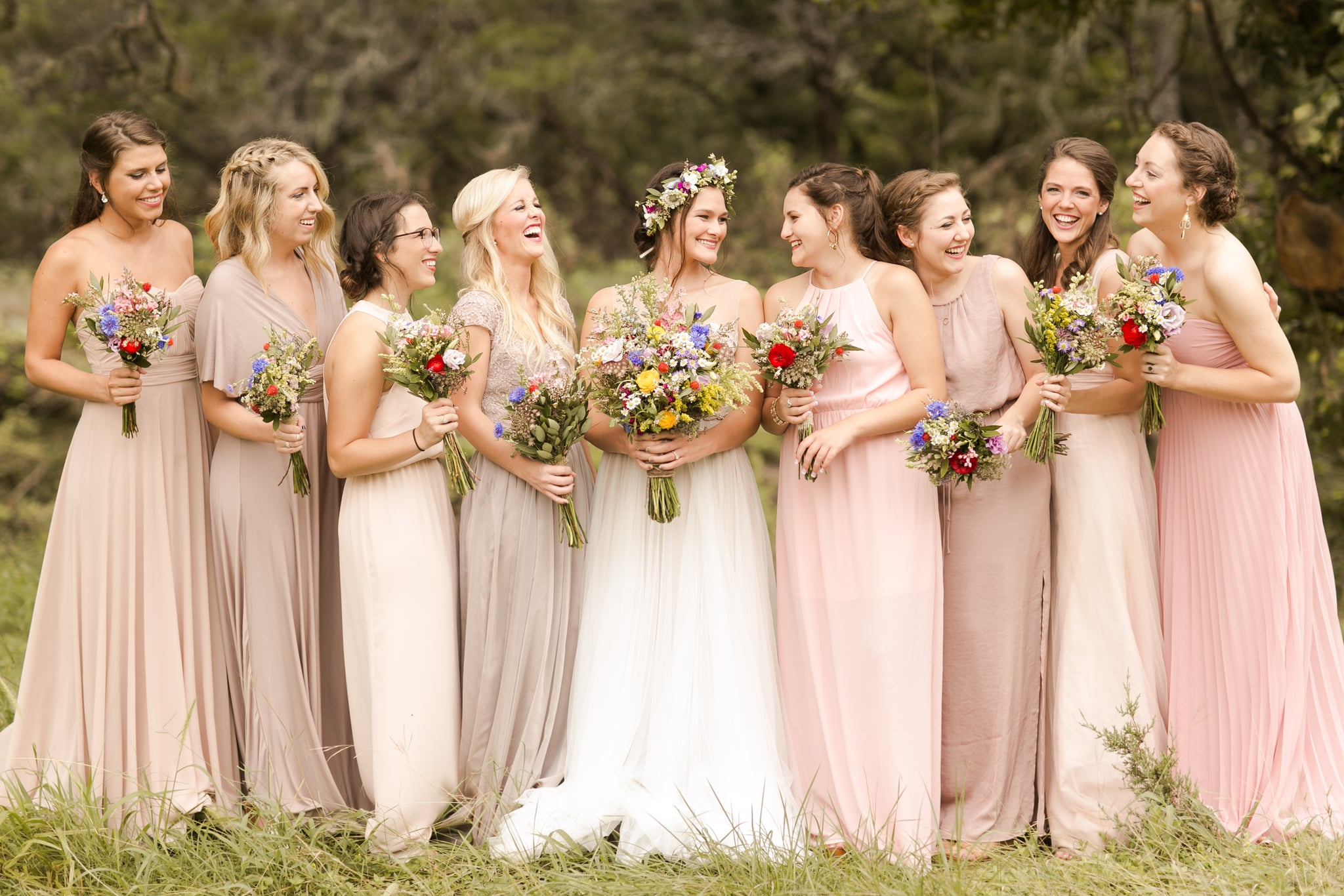 PopsugarLoveBridal Friday Link TimeLove and Sex News For June 24, 2016How to Choose Your Bridesmaids Without Breaking Hearts June 24, 2016 by Karenna Meredith3 Shares Pick your bridesmaids without pissing everyone off — Style Me Pretty 7 things guests will want to find in their welcome bags — GlamourCreate a wedding ceremony aisle that's totally unique — BridesYou're going to cry when you see this Colorado elopement — Wedding ChicksCheck out this bohemian engagement with a patriotic twist — Green Wedding ShoesHow much movie weddings would cost in real life — HuffPost WeddingsThis wedding is a bride's blush and coral dream — Equally Wed36 brilliant ideas for the ultimate kid-friendly wedding — POPSUGAR MomsImage Source: Chandra's Collection PhotographyBridal Friday Link TimeAround The WebFrom Our PartnersNow You Know Entertainment News June Delivers a Wake-Up Call in the Unsettling New Handmaid's Tale Season 3 - 웹