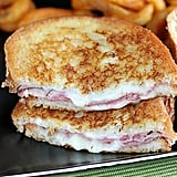 Ham and Jack Grilled Cheese