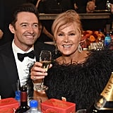 Pictured: Hugh Jackman and Deborra-Lee Furness