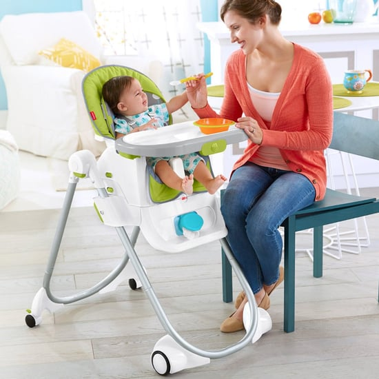 Fisher-Price Total Clean High Chair Review