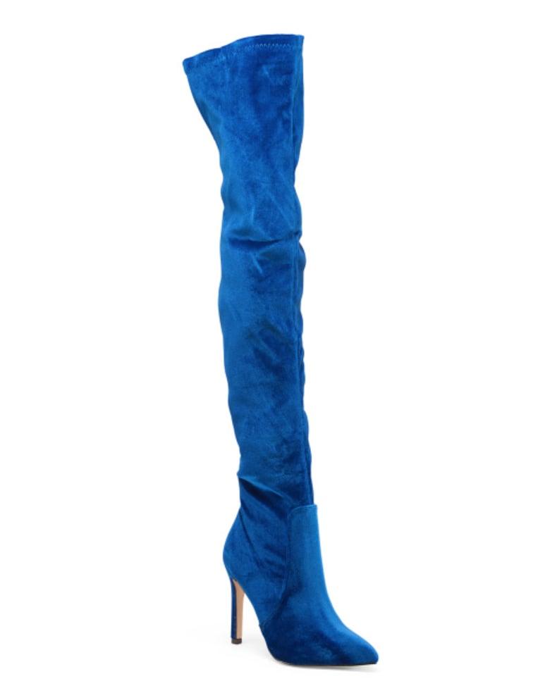 adebfacf078 TJ Maxx Over-The-Knee Boots