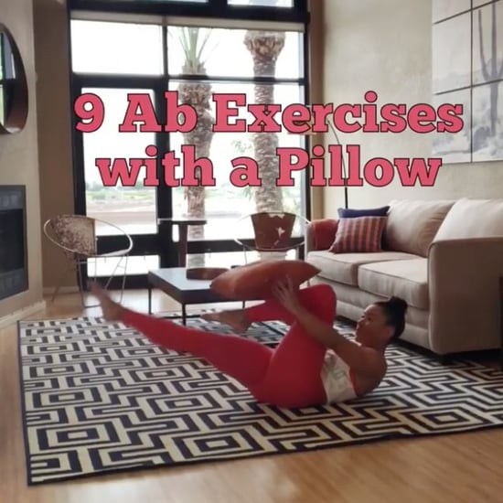 Jeanette Jenkins Pillow Ab Workout