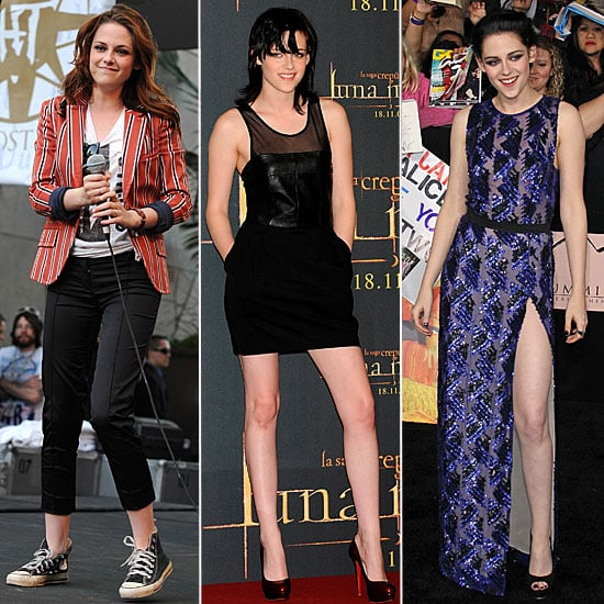 Kristen Stewart Twilight Breaking Dawn Style