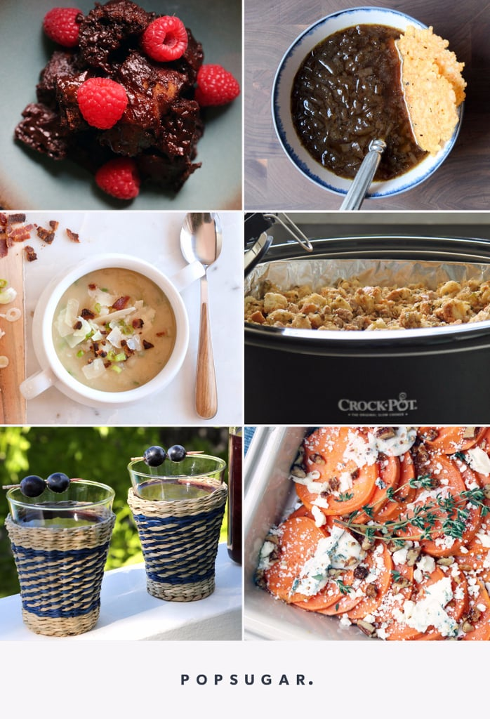 Popular Slow-Cooker Recipes