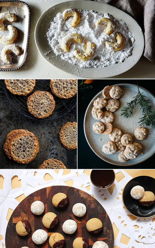 International Cookie Recipes