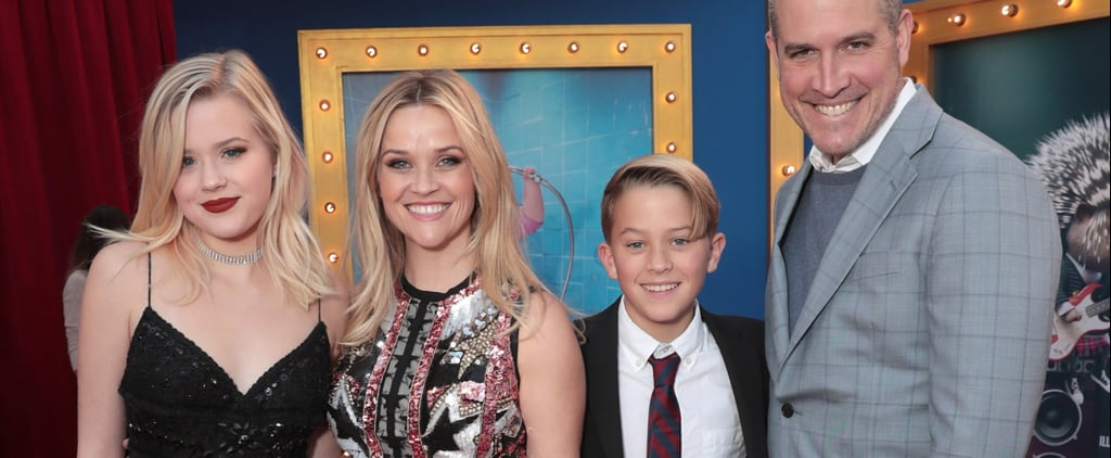 Why I Admire Reese Witherspoon as a Mum