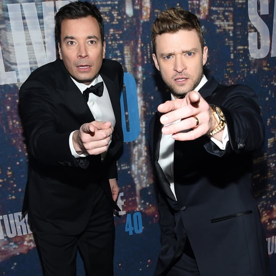 Celebrities at SNL 40th Anniversary
