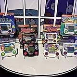 Tiger Electronics Handheld Video Games