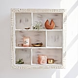 Frances Carved Wall Shelf