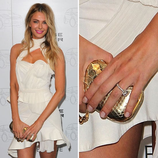 Over 100 Pictures Of The Best Celebrity Engagement Rings Jennifer