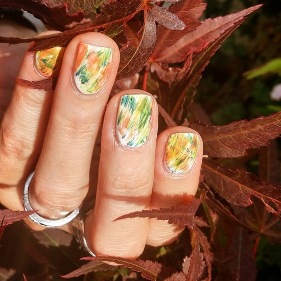 Fall Nail Art Ideas 2016