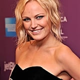 Malin Akerman stepped out to support the film.