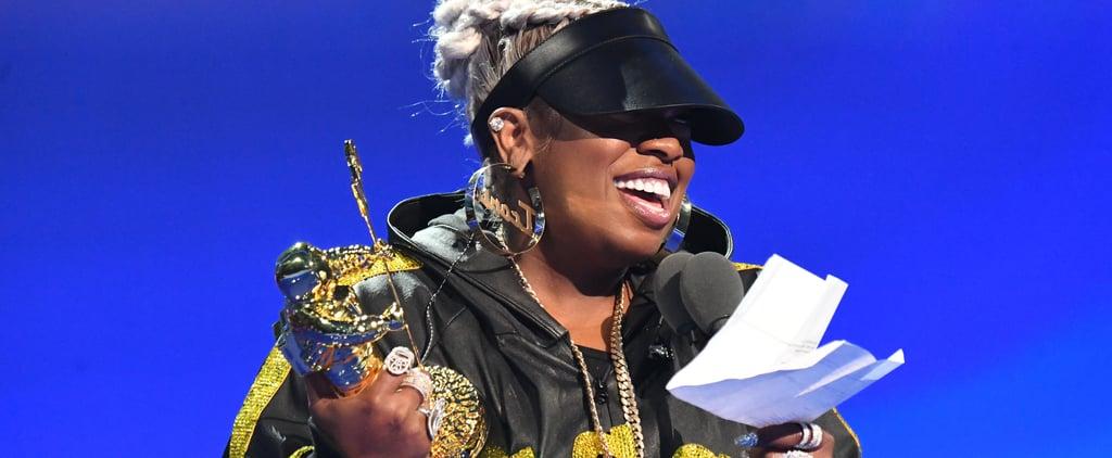 Missy Elliott's VMA Vanguard Award Acceptance Speech