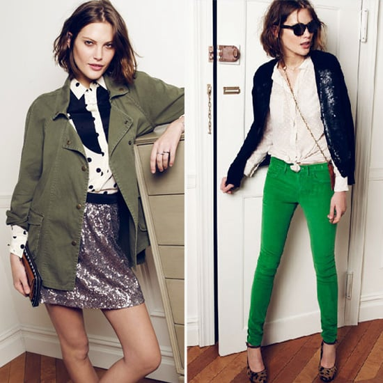 Madewell Holiday Lookbook 2012