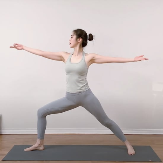 """Deja Vu"" by Olivia Rodrigo Yoga Flow From Yoga Song"