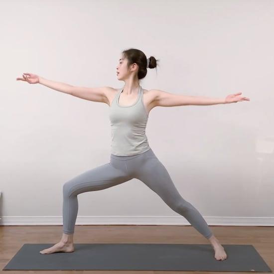 """Deja Vu"" by Olivia Rodrigo Yoga Flow From Yoga Song"