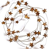 Tin Barn Star Garland