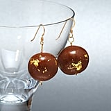 Edible Chocolate Earrings