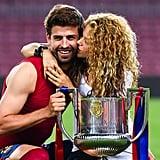 Shakira and Gerard Pique Photos