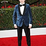 When Stranger Things Star Noah Schnapp Wore His Blue Sneakers