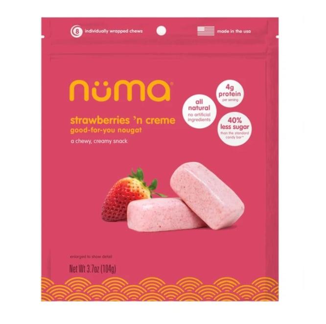 Strawberries 'n Creme Numa